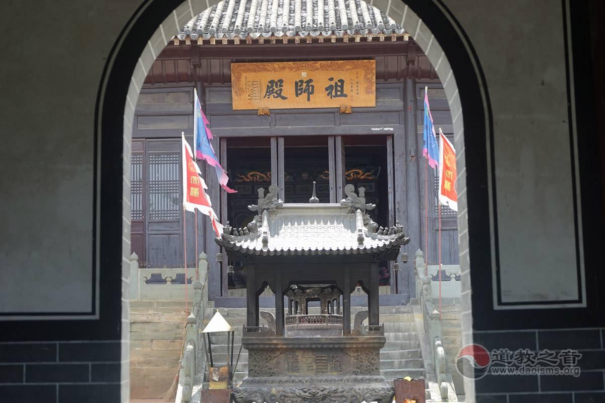 琼台中观财神殿