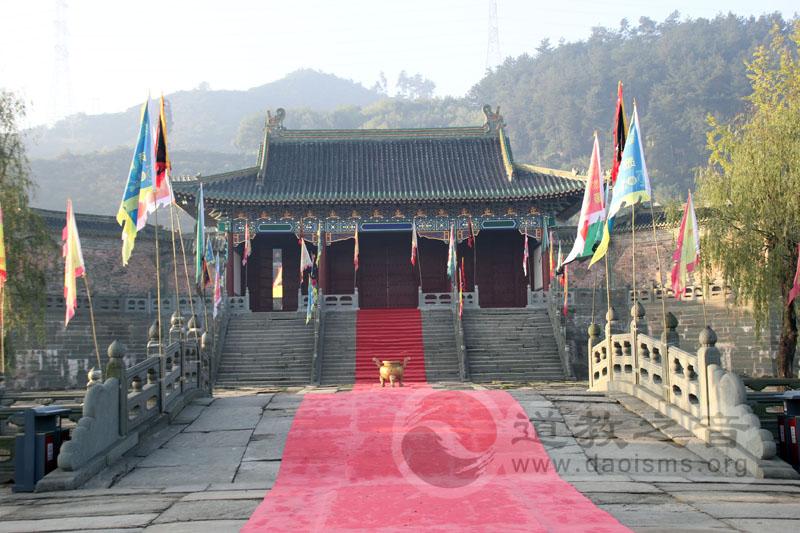 武当山玉虚宫