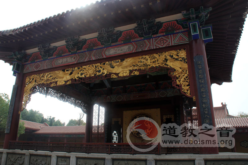 南昌万寿宫戏楼