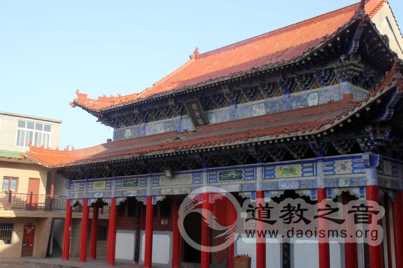 西山万寿宫财神殿