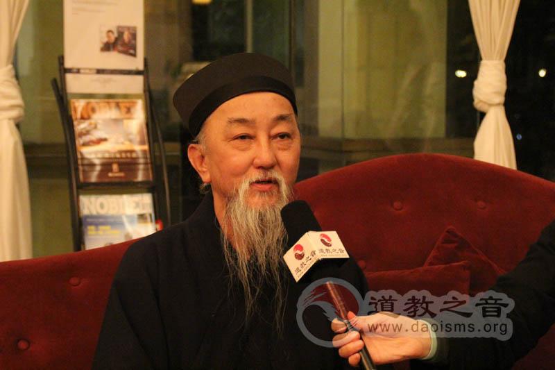 道教之音专访:新加坡道教协会李至旺会长