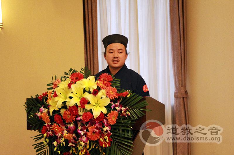 西安市青华宫管理委员会主任黄景义