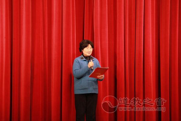 北京慈善协会为答谢社会爱心人士举行专场京剧演出