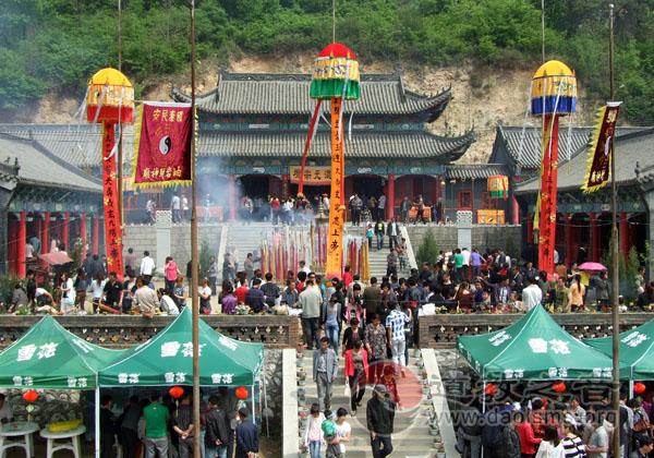 辽宁财神庙