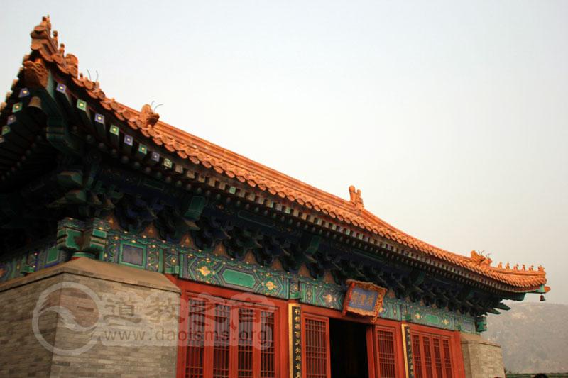 居庸关城隍庙