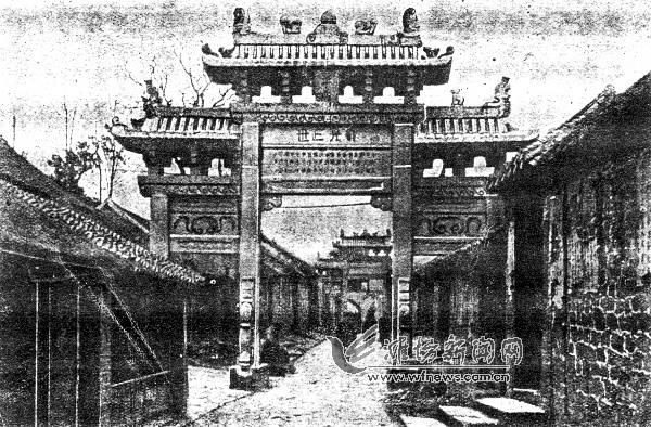 老潍县增福堂盛衰记