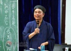 中国道教协会副秘书长周高德道长