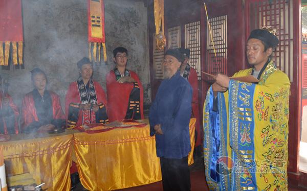太原市居贤观2013慈善周活动