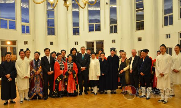 道行天下•2013中国道教文化对外交流系列活动在布鲁塞尔拉开帷幕