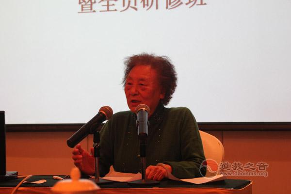 北京河北道教界学习十八大精神暨研讨会在迁西召开