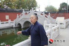 道教之音专访:上海三元宫坤道院范诚凤道长