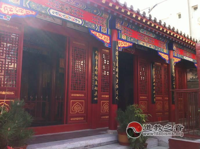 山东济南市历下区吕祖庙
