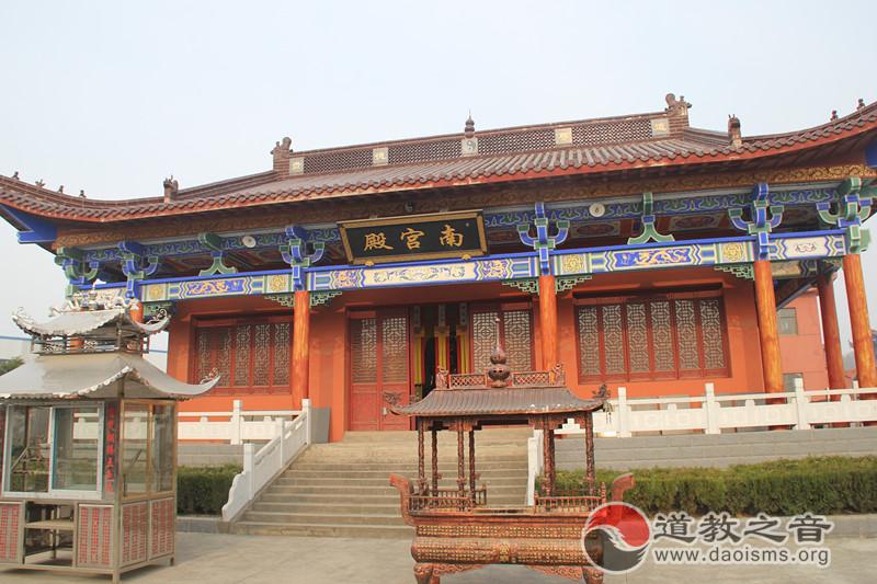 南宫庙南宫殿