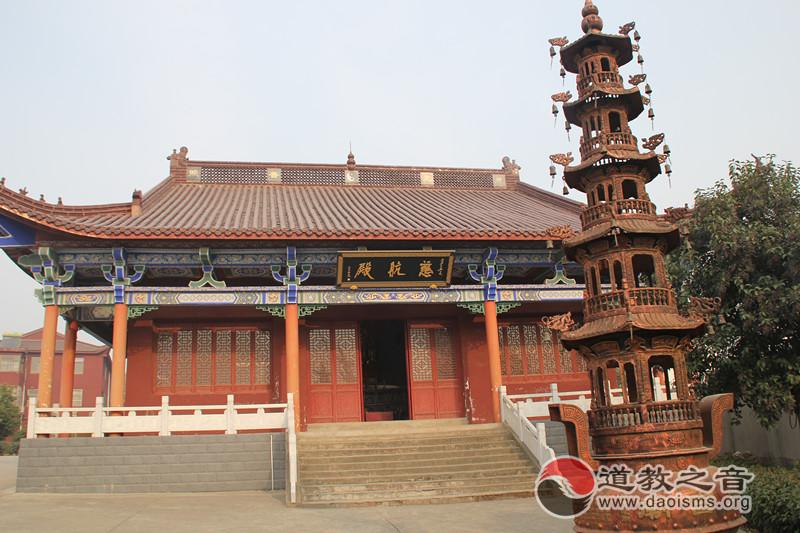 南宫庙慈航殿