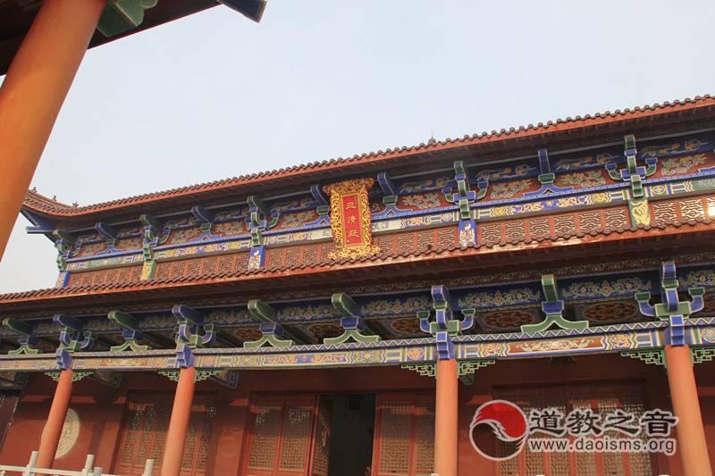 南宫庙三清殿