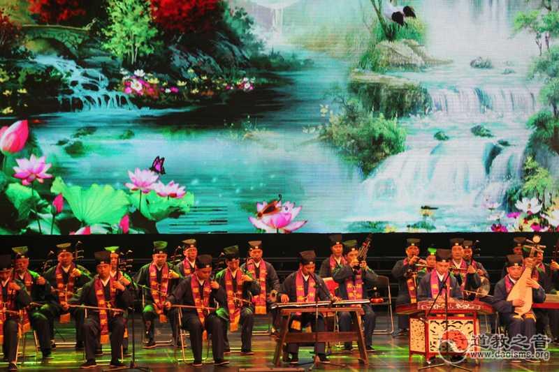 温州苍南道乐《三宝赞》、《逍遥乐》(视频)