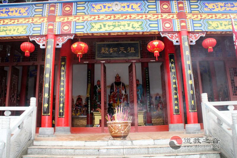 湖南怀化玉皇宫
