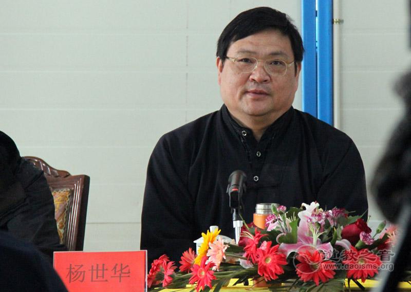 2014届道教高功音乐学习班在江苏如皋举行