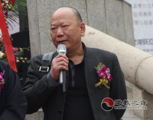 张继禹、王风峪国学书画艺术作品展在京开幕
