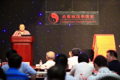 王哲一:弘扬传统文化是道教界的神圣使命