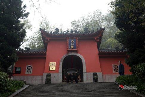 湖北咸宁太乙观(图集)