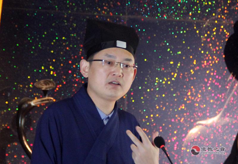 吉宏忠道长发言