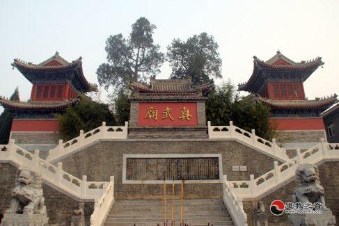 北京房山真武庙建筑赏析(图集)