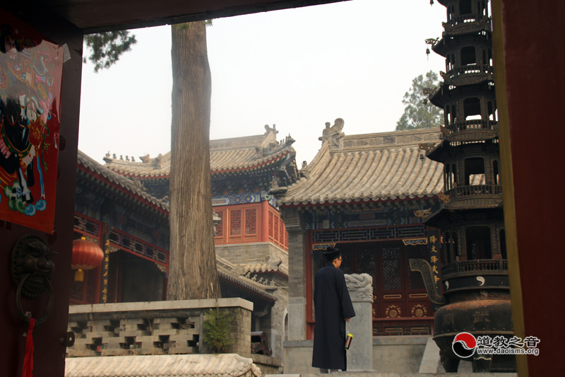北京房山真武庙建筑赏析