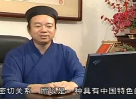 黄信阳道长谈道教音乐(视频)