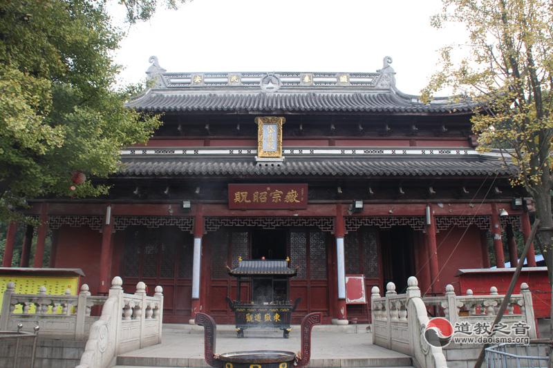 江阴君山东岳庙建筑赏析