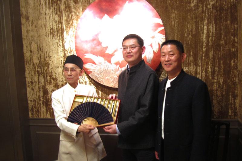 上海道教文化交流团应邀出访日本