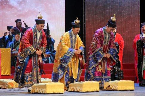 《瑶坛设像》——西安八仙宫经乐团(视频)