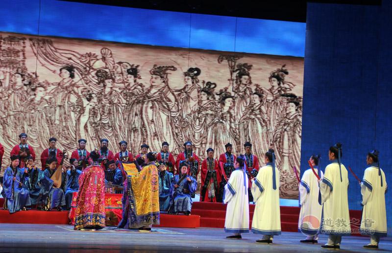 武汉大道观道乐团《玄门乐舞—祈太平》