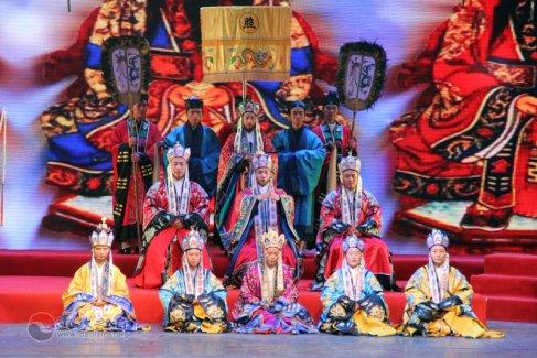 《道教手印—天尊出巡图》—武汉大道观经乐团(视频)