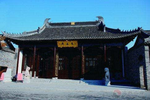 兴化城东岳庙