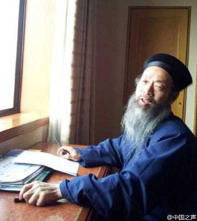 中国之声:李光富谈武当也要走出去