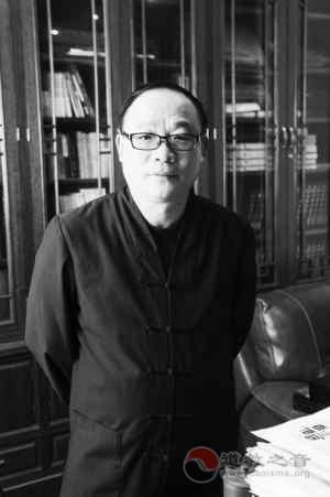 道教协会副会长:张金涛