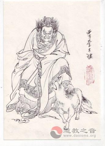 《西游记》人物谱之道教神仙