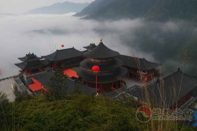温州平阳龙兴观(图集)