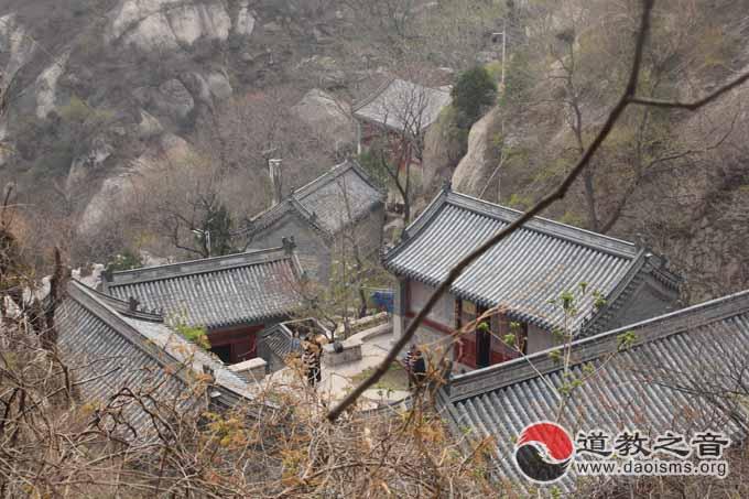 千峰祖庭——北京凤凰岭桃源观