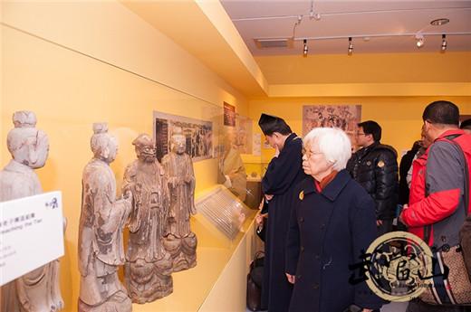 《神游武当——道教千年文物特展》顺利在台北闭幕