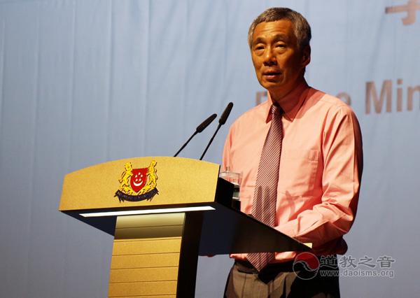 新加坡道教总会隆重举行和谐晚宴