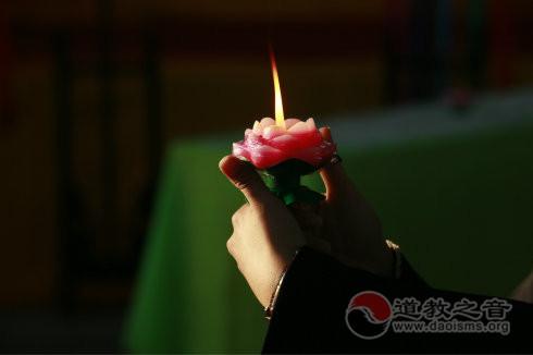 《大梵延生斗仪》之真空供养咒之手印图六
