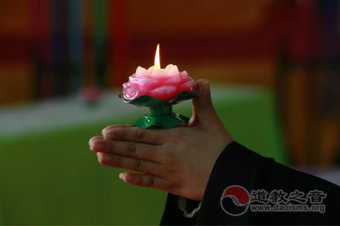 《大梵延生斗仪》之真空供养咒之手印图二