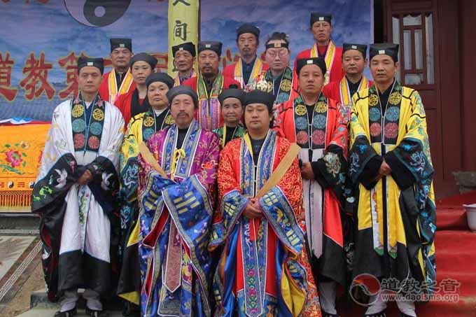汉中市道教协会第二届玄门讲经隆重举行