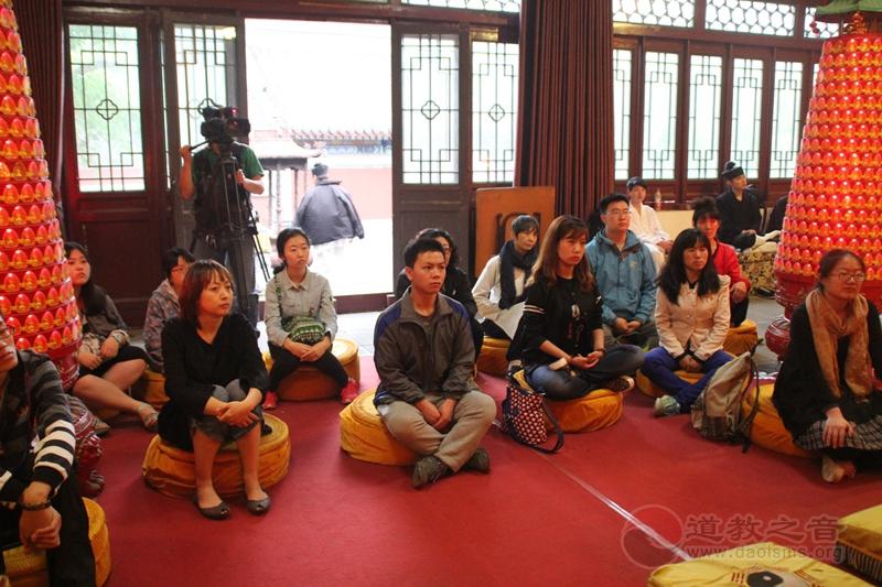 """""""问道之旅""""第三期在平谷龙王庙圆满举行"""