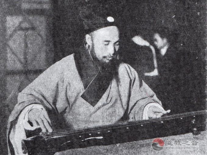 沈阳太清宫方丈、第一届中国道协会长岳崇岱道长