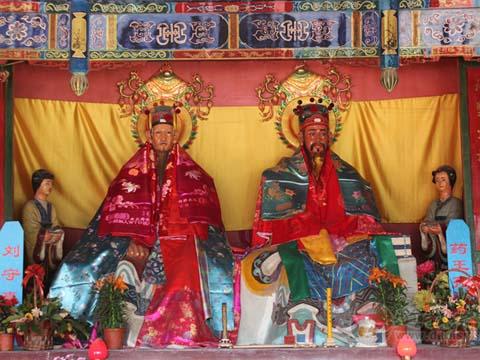 天津津门药王庙(图集)