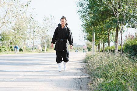 彭涟道长:一个走过邱祖西行路的道士