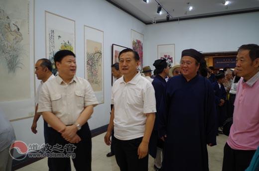澄怀悟道——第五届山西省花鸟画作品展举行